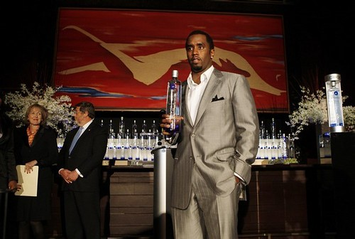 SEAN COMBS-VODKA