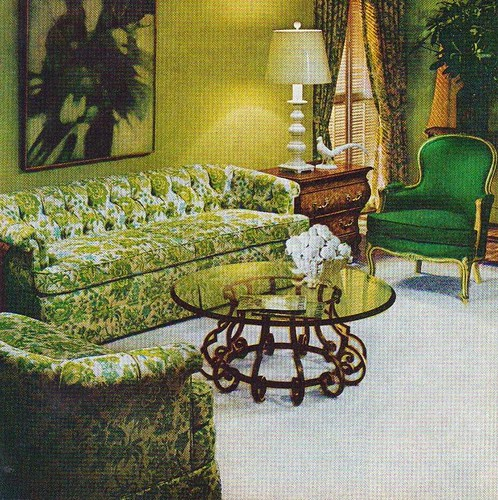 Henredon Furniture Ad