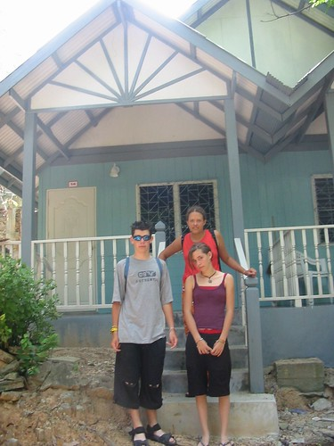 Voor één van onze drie bungalows