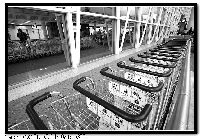 2009澳門 香港機場