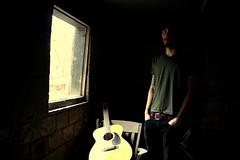 IMG_4535 (Ben G. Rogers) Tags: urban musician abandoned rust factory guitar decay lexington kentucky ky warehouse wes meek