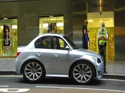 Mini BMW M5