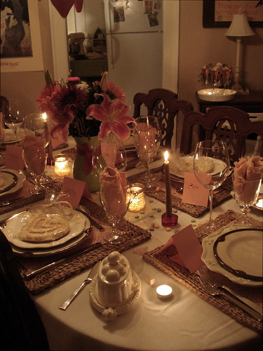 Set Table : February Dinner Club