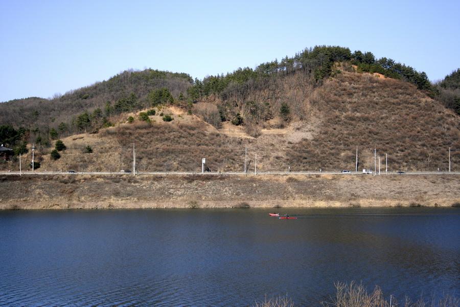 On Geumgang River