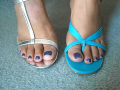 Silver & Blue versus Powder / Dark Blue (RyshardAntonio) Tags: blue red sunlight feet silver grey toes highheels legs heels pedicure buckle toenails yourfavorites prettytoes redhighheels redpumps opentoedshoes attentionwhores blackhighheels asianlegs asianfeet freshpedicure silverhighheels greatfeet perfecttoes pedicuredtoes asiantoes greyhighheels michimoo powderbluehighheels bluepedicuredtoenails toesupclose truerysontwitter