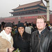 012lbeijing -- students at tian'anmen square