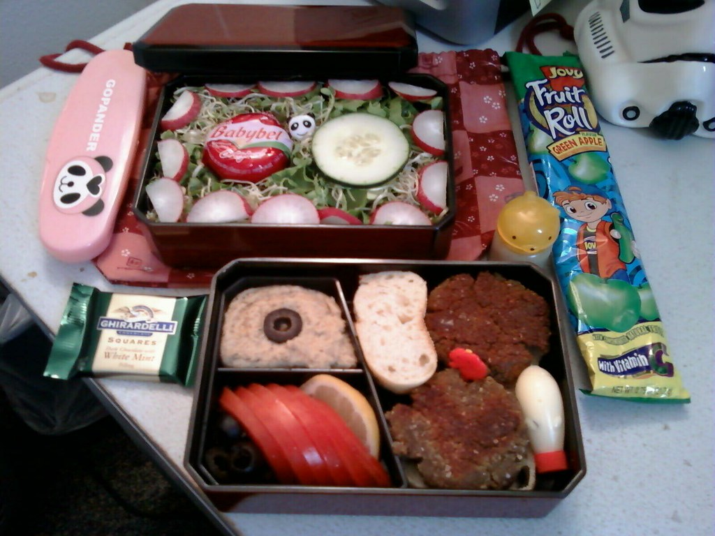 Bento #59: Middle Eastern
