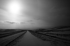 The road went nowhere (Chris Beauchamp) Tags: copyrightchrisbeauchamp20072009