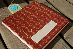 Chinese notebook (copyright Hanna Andersson)