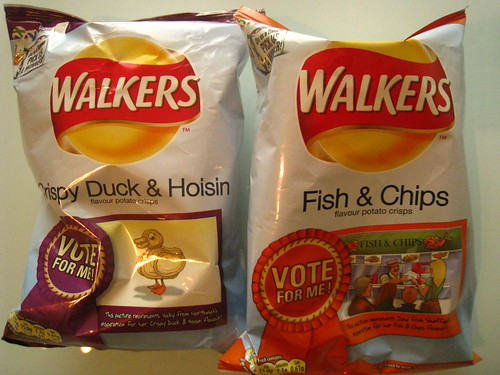 Walkers VOTE FOR ME