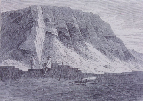 Great pyramid of Limatambo