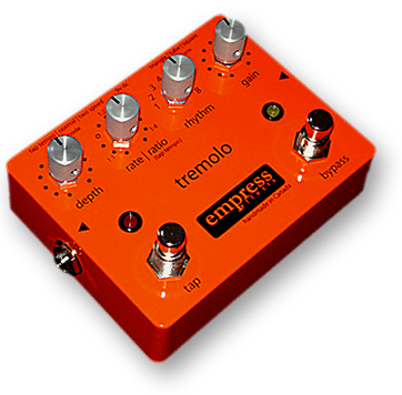 Empress Tremolo Plugin