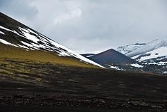 Mountainscape (jon.atli) Tags: mountains iceland nikon snfellsnes