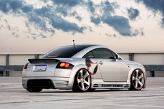 S3 Preview:  Audi TT (_jvns) Tags: inch ride euro air wheels twin turbo vip tt 20 tuner audi rims lowrider twenty dubs slammed airbags