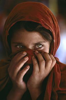 Afghan  Girl-1