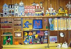 LEGO Desk July 11, 2009 (notenoughbricks) Tags: lego desk collection sorting legoworkarea