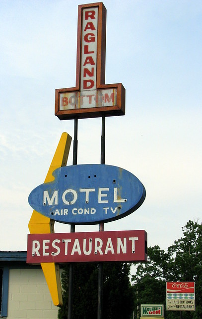 Ragland Bottom Motel & Restaurant