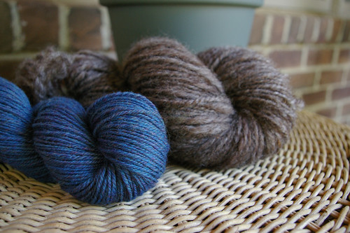 July Yarn - 1st installment