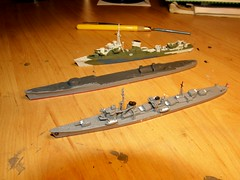 1/700 IJN Destroyer Yugumo by Hasegawa (szogun000) Tags: scale japanese model ship poland polska olympus plastic destroyer kit naval waterline wroclaw warship hasegawa 1700 wrocaw ijn lowersilesia dolnolskie dolnylsk 49410 imperialjapanesenavy sp550uz  waterlineseries yugumo ygumo