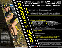 JBV Coaching & Fulcrum Coaching Clinic August 22