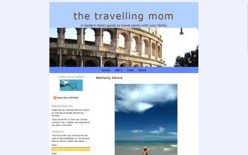 The Travelling Mom