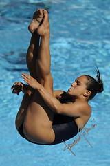 Christina Loukas (gongolo) Tags: roma tuffo tuffi christinaloukas 13thfinaworldchampionships mondialidinuotofinaroma09 womens1mspringgboard finalefemminiletrampolino1metro