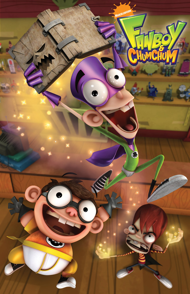 Fanboy and Chum Chum Promotional Poster