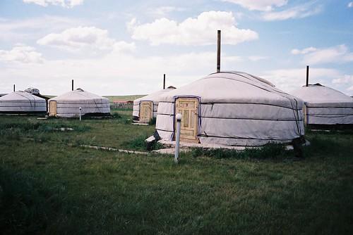 ゲル - yurt
