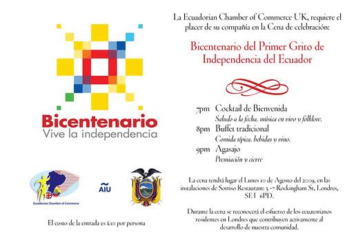 Invitacion ECCOM por Barriomio.co.uk.