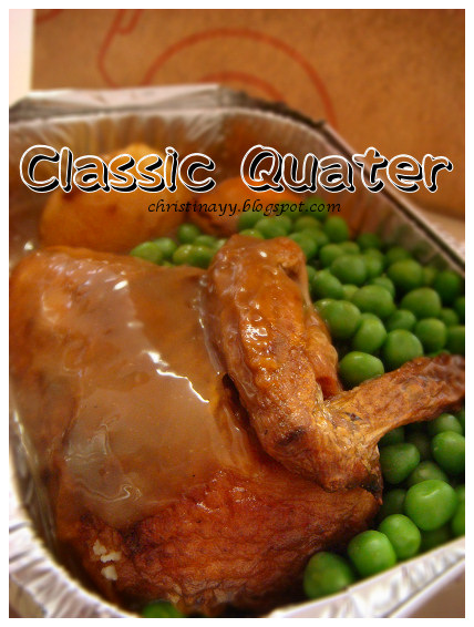 Red Rooster: Classic Quarter