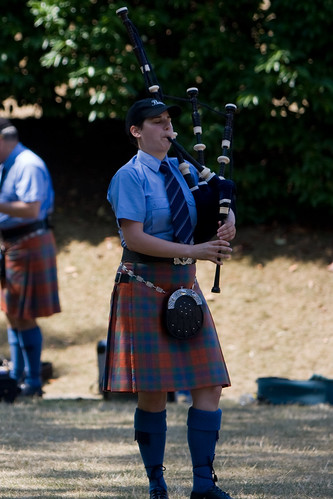 SFU Pipe Band - August 2 Concert