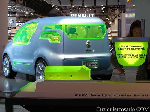 Renault ZE Concept ( I )