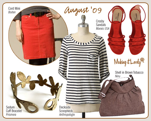 Style: August '09