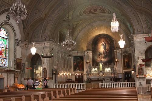 Chapelle Notre-Dame-de-Bon-Secours, Montreal Old Town.