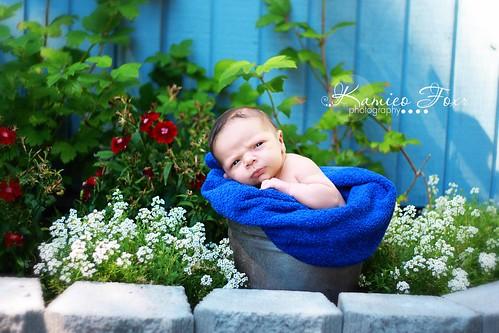 Sneak Peak { Baby Jathan }