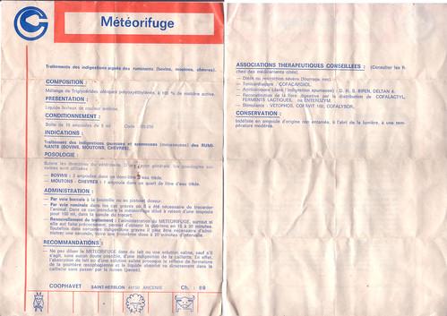 Météorifuge : notice