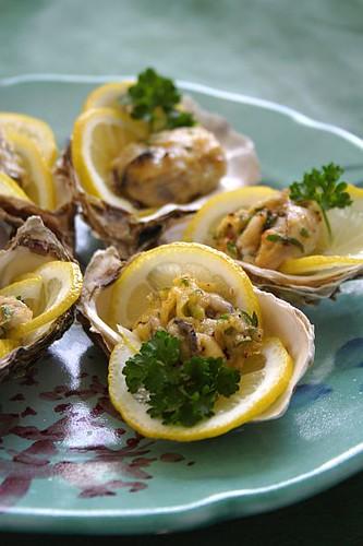 Maria Callas' Oysters
