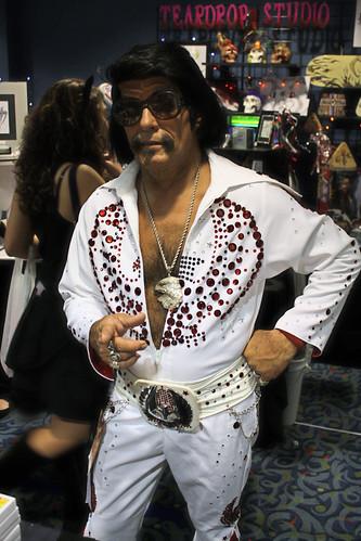 Klingon Elvis