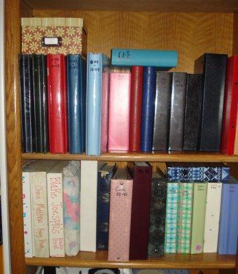 Photo book all organized