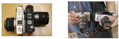Radiant Lite Photography's Olympus E-P1 vs Panasonic GF1 comparison