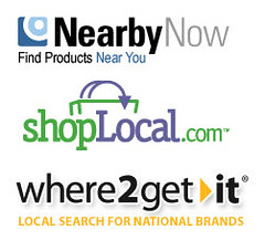 Local Store Inventory Information Providers
