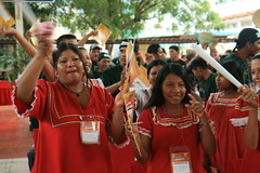 IMG_6257 (powless) Tags: youth venezuela conference jovenes indigenouspeoples wayuu indoamerica pueblosindigenas
