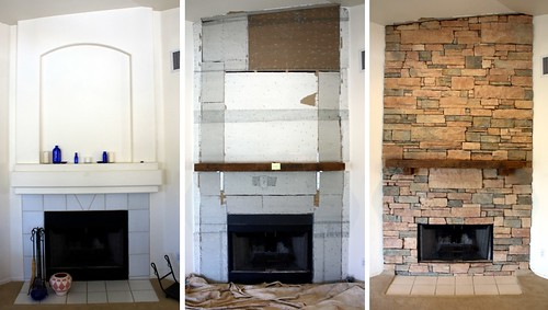 Fireplace Progression