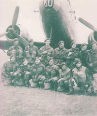 Parachute regiment (kevinpayne67) Tags: army para soldiers airborne dc3 dakota parachute dak paras parachuteregiment reddevils dc3dakota 6thbattalion operationlongstrip