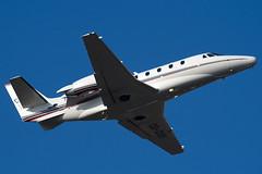 CS-DXK - Netjets Europe - Cessna 560XL Citation XLS - Luton - 090129 - Steven Gray - IMG_7483