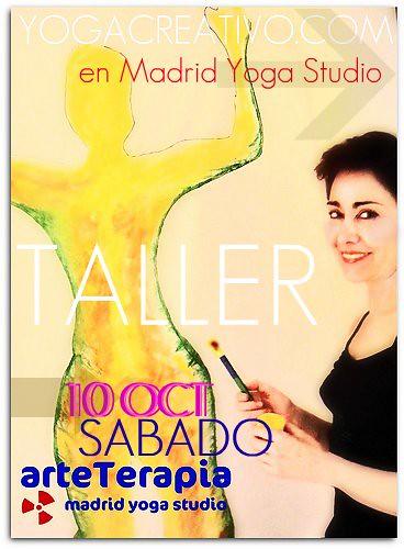 Nuevo Taller Arte Terapia en Madrid