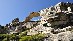 Indian Rock Arch (Curry Village, California, United States) Photo