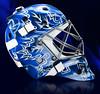 Custom Leafs Mask (hellogeri) Tags: toronto art hockey skull bucket goalie mask helmet custom airbrush mapleleafs airbrushed