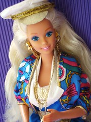 Sea Holiday Barbie 1993 (Chicomttel) Tags: sea holiday barbie 1991 mattel inc