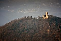 Rocca Martinengo di Monte Isola (by storvandre)